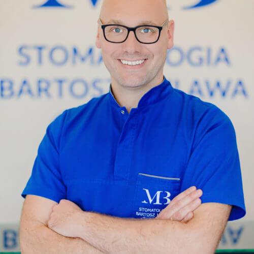 Bartosz Mulawa - dentysta z Warszaw Żoliborz