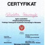 Szewczyk Wioleta - certyfikaty inne-08