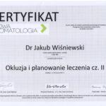 Okluzja i planowanie leczenia 2 - Jacek Głębocki
