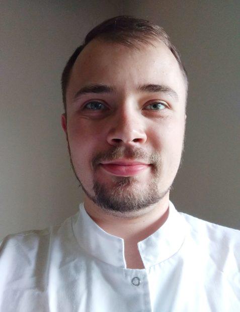 Wojciech Żebrowski - Fizjoterapeuta - Stomatologia Mulawa